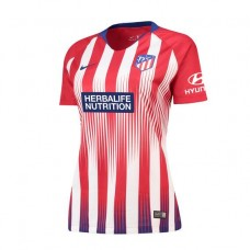 Atlético de Madrid Home Stadium Jersey 2018-19 Womens