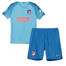 Atlético de Madrid Away Stadium Kit 2018-19 Kids