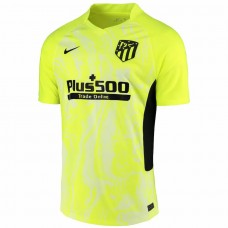 Atletico Madrid Third Jersey 2020 2021