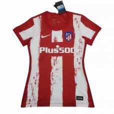 Womens Atletico Madrid Home Jersey 2021 2022