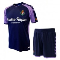 Real Valladolid Away Kit 2018/19 - Kids