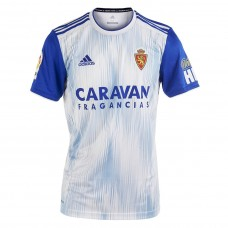 Real Zaragoza Home Jersey Mens 2019-20