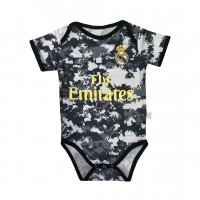 Real Madrid Baby Romper
