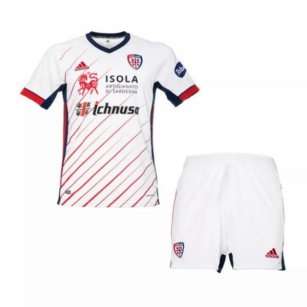Cagliari Calcio Away Kit Kids 2020 2021 | Best Soccer Jerseys