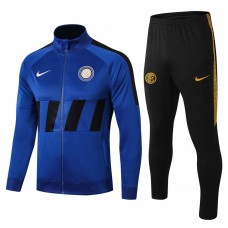 Inter Milan Presentation Training Soccer Tracksuit 2019-20