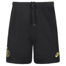 Inter Third Black Shorts 2019 2020