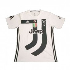 Juventus White Commemorative Edition Jersey 18 19