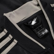 JUVENTUS BLACK PES JACKET 2018/19