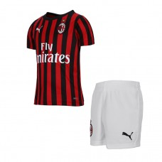 AC Milan Home Kit 2019 2020 - Kids