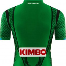 SSC Napoli Green Goalkeeper Jersey 2018-19