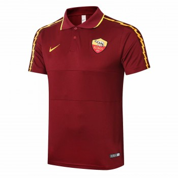 AS Roma Training Polo Shirt 2020