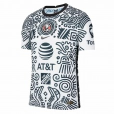 Club America Nike Third Authentic Jersey White 2021