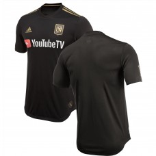 Men's LAFC adidas Black 2018 Primary Authentic Jersey