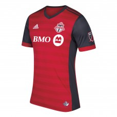 Men's Toronto FC adidas Red 2017/18 Primary Authentic Team Jersey