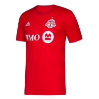 Men's Toronto FC adidas Red 2019 Primary Jersey