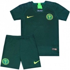 Nigeria 2018 Away Kit - Kids