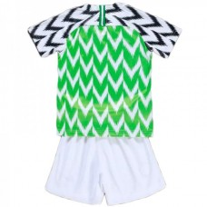 Nigeria 2018 Home Kit - Kids