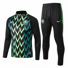 Nigeria Training Technical Soccer Tracksuit 2018/19