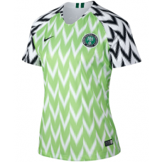 Nigeria 2018 Home Jersey - Women