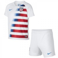 USMNT 2018 Home Kit -Kids
