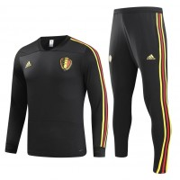Belguim National Team Training Adidas 2018 Soccer Tracksuit 2018/19