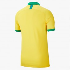 Brazil 2019 Home Long Sleeve Jersey