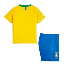 Brazil 2018 Home Kit - Kids