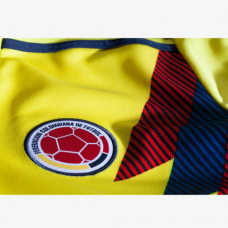 Colombia National Team 2018 Home Jersey - Women