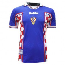 Croatia Retro Away Jersey 1998