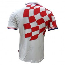 Croatia Retro Home Jersey 1998