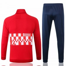 Croatia Training Soccer Presentation Tracksuit 2020