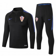 Croatia Training Soccer Tracksuit 2018/19