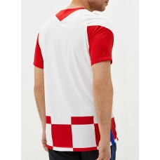 Croatia Home Jersey 2020 2021