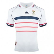 France Away Retro Jersey 1998