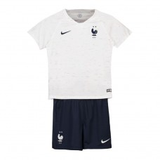 France 2018 Kids Away Kit