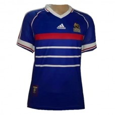 France Home Retro Jersey 1998