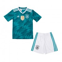 Germany 2018 World Cup Away Kit - Kids