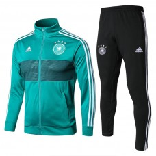 Germany Green Tech Training Soccer Tracksuit 2018/19