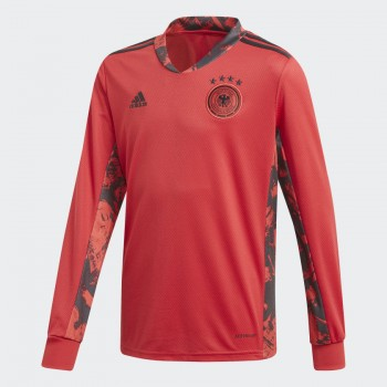 Germany Home Goalkeeper Jersey 2020
