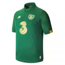 Ireland New Balance Home Shirt 2020 2021