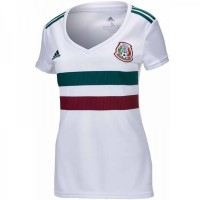 Mexico 2018 Away Jersey Women