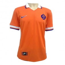 Netherlands National Team Retro Home Jersey 1997