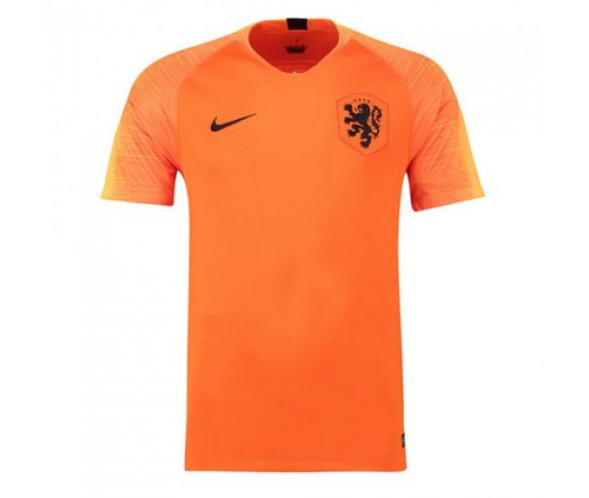 Holland Home Jersey 2018 2019
