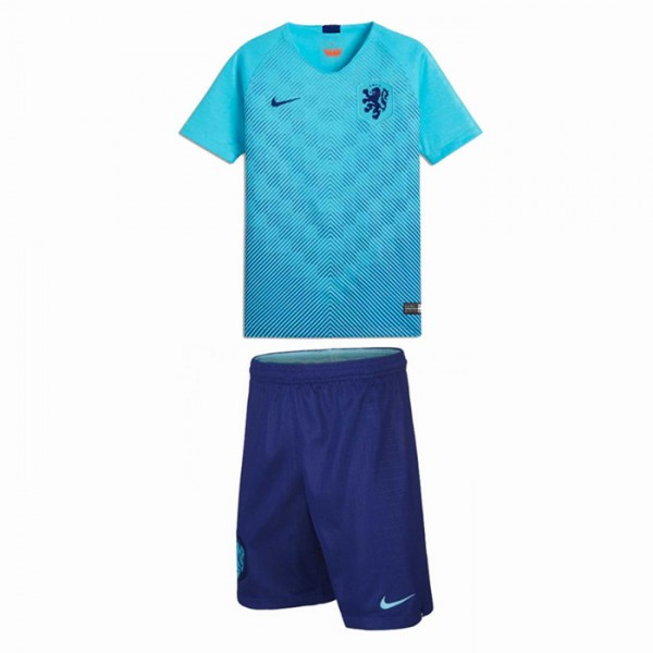 official photos 92d52 0aee7 Holland Away Kit 2018/19 - Kids