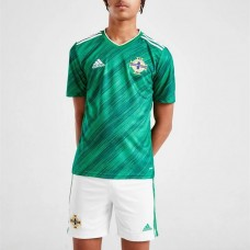Northern Ireland 2020 2021 Home Kit - Kids