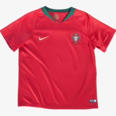 Portugal 2018 Home Kit - Kids