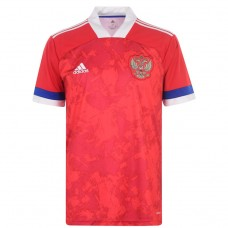 Russia Home Adidas Football Shirt 2020 2021