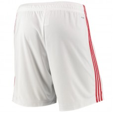 Russia Home Adidas Football Shorts 2020 2021