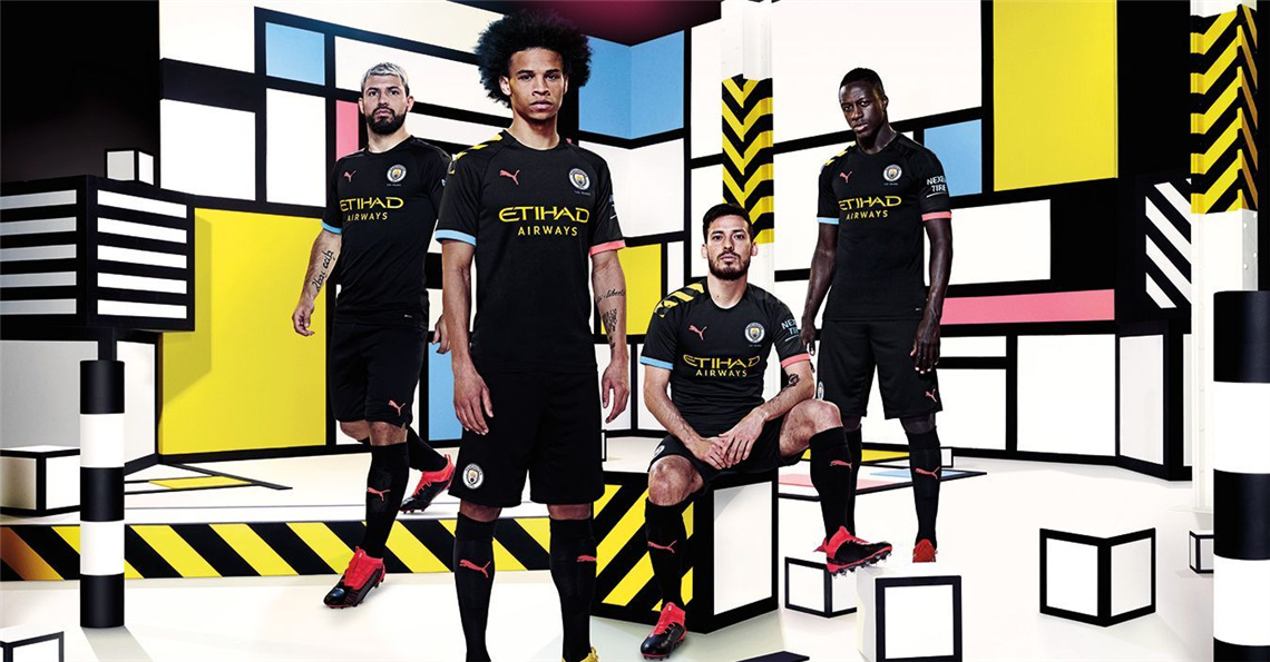 Manchester City 2019 2020 Jersey
